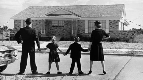 """White families fleeing people of color helped create suburban America. It's called """"white flight."""""""