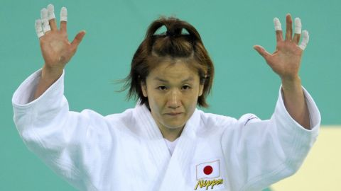 """On the women's side, Ryoko Tani's record stands out. The Japanese Judoka has seven world titles, and upon her retirement <a href=""""https://japantoday.com/category/sports/ryoko-tani-named-best-female-judoka-ever-by-intl-judo-fderation"""" target=""""_blank"""" target=""""_blank"""">was hailed</a> as the """"best female judoka ever."""""""