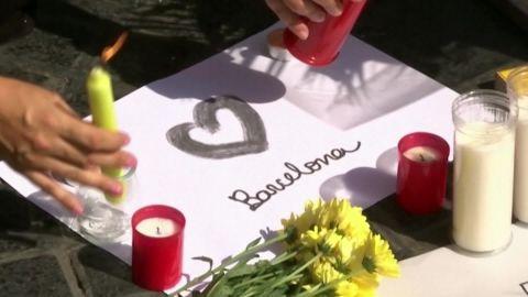 Barcelona terror events