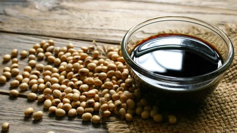 Thanks to its salt content and fermentation, soy sauce can last years in an unopened container.