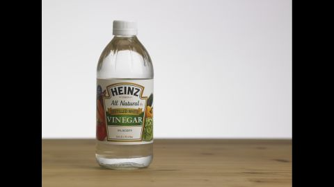 Vinegar is typically fermented with a certain type of bacteria, giving it an acidic nature that means other bacteria struggle to grow in it.