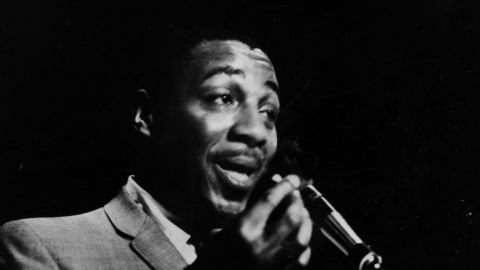 """Comedian and civil rights activist <a href=""""http://www.cnn.com/2017/08/19/entertainment/dick-gregory-obit/index.html"""" target=""""_blank"""">Dick Gregory</a>, who broke barriers in the 1960s and became one of the first African-Americans to perform at white clubs, died on August 19. He was 84."""