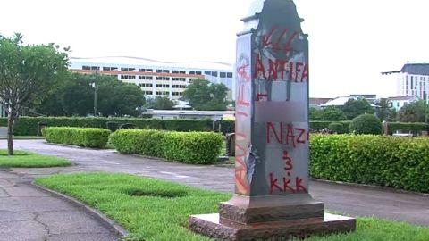 confederate monument vandalism 01