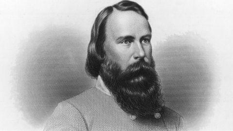 Gen. James Longstreet (1821-1904)