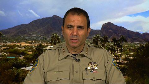 AZ sheriff paul penzone nr 8-23