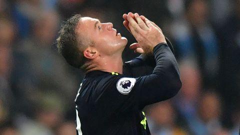 Wayne Rooney plays for English Premier League club Everton.