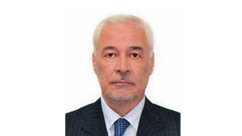 Russian Ambassador to Sudan Migayas Shirinsky Image from his official bio