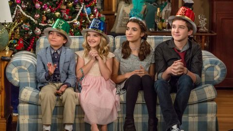 """<strong>""""Fuller House"""" Season 3: </strong>The first half of the third season of this beloved reboot will continue the story of a now grown D.J. Tanner-Fuller from """"Full House,"""" raising her kids with a little help from her sister and bff. <strong>(Netflix) </strong>"""