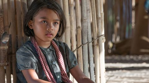 """<strong>""""First They Killed My Father"""": </strong>Angelina Jolie directed this film based on the 2000 non-fiction book written by Loung Ung about her life during the Khmer Rouge years in Cambodia. <strong>(Netflix) </strong>"""