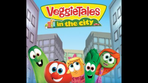 """<strong>""""VeggieTales in the City"""" Season 2: </strong>The adventures of Bob the Tomato and his friends are chronicled in this animated series. <strong>(Netflix) </strong>"""