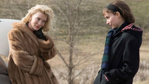 """<strong>""""Carol"""": </strong>Cate Blanchett and Rooney Mara star in this critically acclaimed film about a pair of women who embark on a forbidden relationship in the 1950s. <strong>(Netflix) </strong>"""