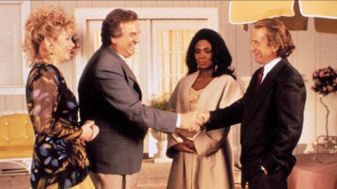 """<strong>""""Mistress"""": </strong>Jean Smart, Danny Aiello, Sheryl Lee Ralph and Robert De Niro star in this film about a screenwriter trying to accommodate the requests of his film's financial backers. <strong>(Amazon Prime, Hulu) </strong>"""