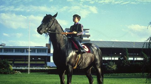 """<strong>""""The Black Stallion"""":</strong> Kelly Reno and Cass-Olé star in the 1979 of this classic children's story. <strong>(Amazon Prime, Hulu)  </strong>"""