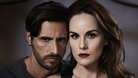 """<strong>""""Good Behavior"""" Season One: </strong>Juan Diego Botto and Michelle Dockery star in this TNT drama series about a con woman fresh out of prison who finds herself involved with a contract killer. <strong>(Hulu) </strong>"""