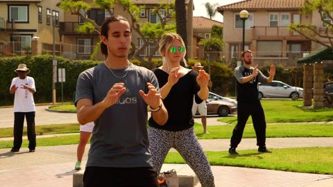 """Millennials are taking up tai chi to reduce stress and become more """"grounded."""""""
