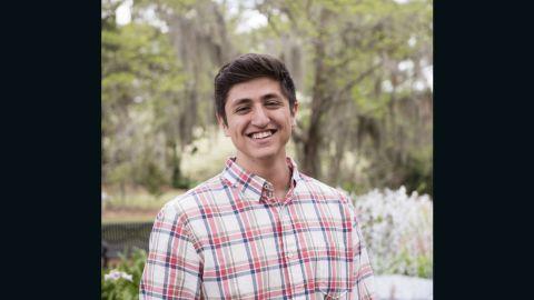 Emmanuel Diaz, 22, wonders what will happen next if Trump ends DACA.