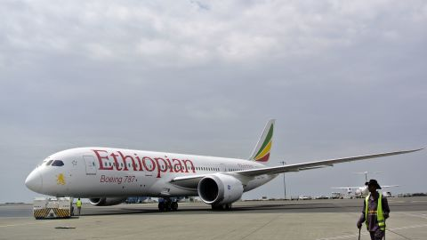 """Most of Africa's air travel is conducted by airlines from outside of Africa. However the new initiative launched this year -- <a href=""""https://edition.cnn.com/2018/01/31/africa/african-union-single-air-airline/index.html"""" target=""""_blank"""">the Single African Air Transport Market (SAATM)</a> -- by the African Union which aims to open up Africa's skies could pave the way for increased African air travel. Ethiopian Airlines is the country's state-owned carrier and leading carrier by number passengers. It serves over 120 passenger destinations. It's one of Africa's largest airlines and could be set to gain from the initiative."""