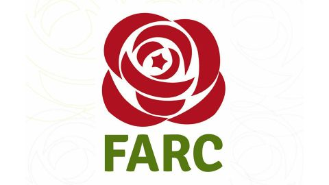 FARC's new party logo.