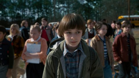 Noah Schnapp in 'Stranger Things'