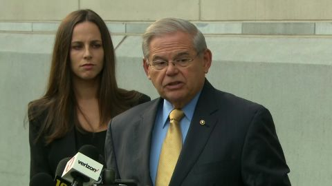Senator Bob Menendez trial response sot_00001621.jpg