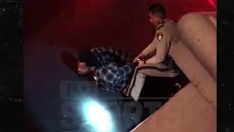 """Video from the incident shows Bennett telling an officer, """"I wasn't doing nothing, man,"""""""