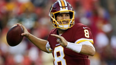 """""""You like that?"""" Kirk Cousins, who led Washington to the playoffs in 2015 behind that rallying cry, signed his second consecutive one-year deal in the off-season. Unable to come to a long-term deal with the Redskins, the 29-year-old settled for one year and nearly $24 million."""