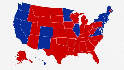 Brookings' data focused on metropolitan areas, not states.