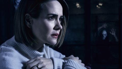 """<strong>""""American Horror Story: Cult""""</strong> : Sarah Paulson stars as Ally Mayfair-Richards in the seventh season of  FX's horror-anthology series. <strong>(Hulu) </strong>"""