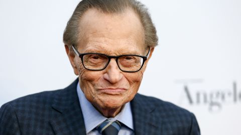 Former CNN talk-show host Larry King  revealed in September 2017 that he underwent surgery for lung cancer. The former smoker said he was diagnosed with stage 1 cancer after receiving a chest X-ray.