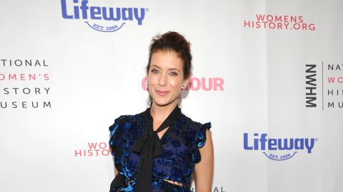 """""""Grey's Anatomy"""" actress Kate Walsh revealed she was diagnosed in 2015 with a benign meningioma, a tumor that arises from the lining surrounding the brain and spinal cord. Within three days, she had the tumor surgically removed."""