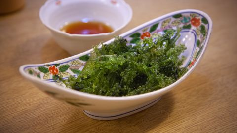 Cuisine guide to Okinawan food.