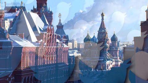 Russian Twitter bots