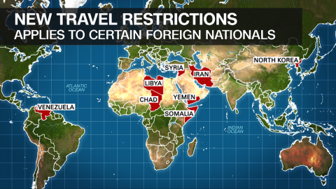 Call it 'Travel Ban 3.0.' The Trump Administration released details on new travel restrictions.