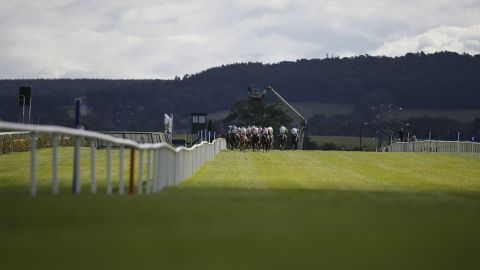 The Leopardstown track, south of Dublin, hosted the prestigious Irish Champion Stakes in September, won by Decorated Knight for trainer Roger Charlton.