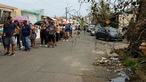 HEAD: Life without basic needs in Puerto Rico  DESC: How one man is surviving without running water and electricity San Juan, Puerto Rico.
