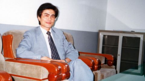 As a human rights lawyer, Moon fought for democracy and labor rights.