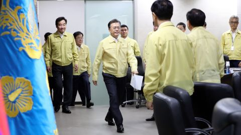 After Park was ousted, Moon campaigned on promises to address social inequality and the lack of economic opportunity in South Korea.