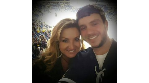 Sonny Melton was a registered nurse from Tennessee. His wife survived the shooting.