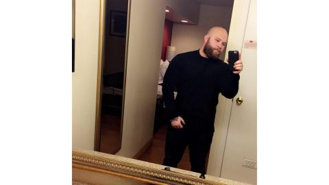 Christopher Roybal, 28, worked at a gym in North Colorado Springs, Colorado.