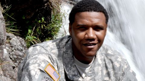 Charleston Hartfield, an officer with the Las Vegas Police Department, was off duty when he was killed.