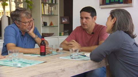 Spain catalan divided families