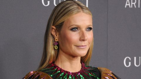 Gwyneth Paltrow, photographed in October  2016 in Los Angeles, California.  (Photo by Gregg DeGuire/WireImage)