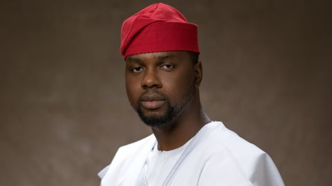 Adebola Williams, co-founder Red Media Africa