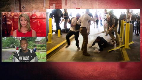 DeAndre Harris's August 12 beating was capatured on video.