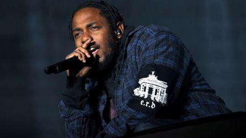 Kendrick Lamar is now a Pulitzer Prize winner