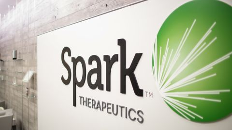Spark Therapeutics believes that 1,000 to 2,000 people in the US would be eligible for its gene therapy.