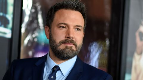 """Actor Ben Affleck arrives for the world premiere of Warner Bros. """"Live By Night,"""" January 9, 2017, at the TCL Chinese Theater in Hollywood, California. (ROBYN BECK/AFP/Getty Images)"""