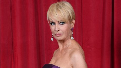 Lysette Anthony The British Soap Awards, Arrivals, The Lowry, Manchester, Britain.