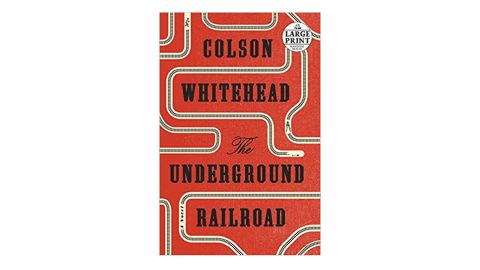 """<strong>2017</strong><br /><br /><strong>""""The Underground Railroad"""" by Colson Whitehead ($12.33; </strong><a href=""""http://amzn.to/2D2OW0L"""" target=""""_blank"""" target=""""_blank""""><strong>amazon.com</strong></a><strong>)</strong>"""