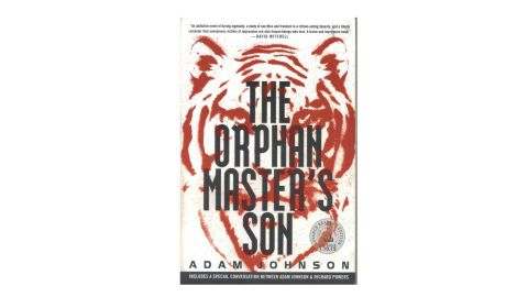 """<strong>2013 </strong><br /><br /><strong>""""The Orphan Master's Son"""" by Adam Johnson ($9.74; </strong><a href=""""http://amzn.to/2D2NyLz"""" target=""""_blank"""" target=""""_blank""""><strong>amazon.com</strong></a><strong>) </strong>"""
